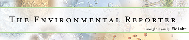 The Environmental Reporter: EMLab's monthly technical newsletter for IAQ professionals