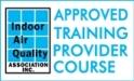 IAQA Approved Training Provider