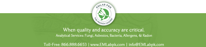 EMLab P&K: When quality and accuracy are critical.