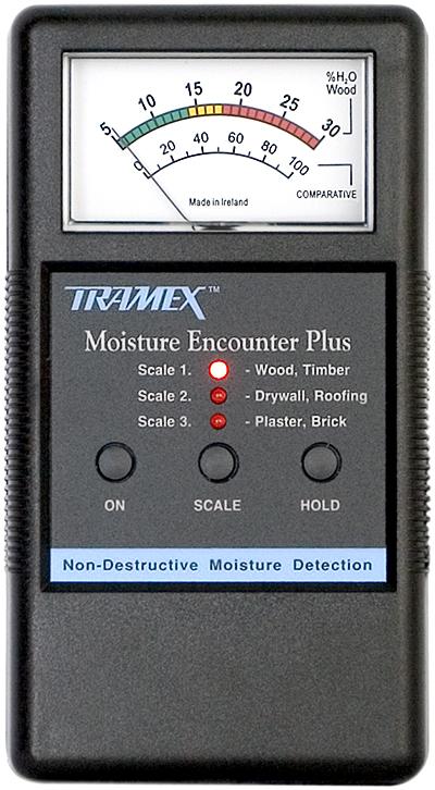 Tramex Moisture Encounter Plus Analog Moisture Meter