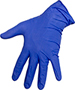 Nitrile Gloves-Large