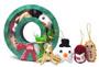 Christmas Wreath Mini Microbe Box