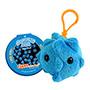 Common Cold (Rhinovirus) Keychain